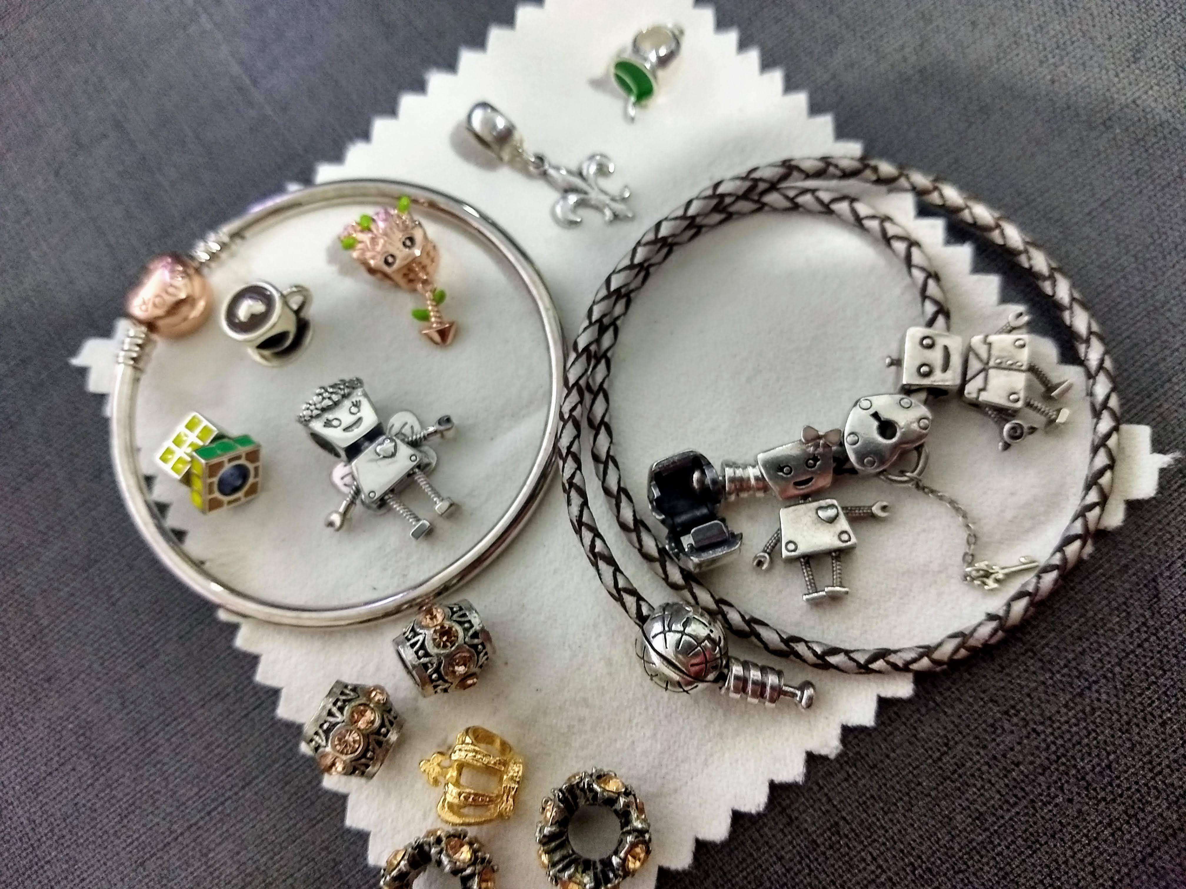 berloque charm vivara pandora charm bracelet berloques no aliexpress