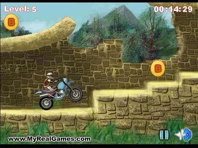 لعبة Nuclear Bike