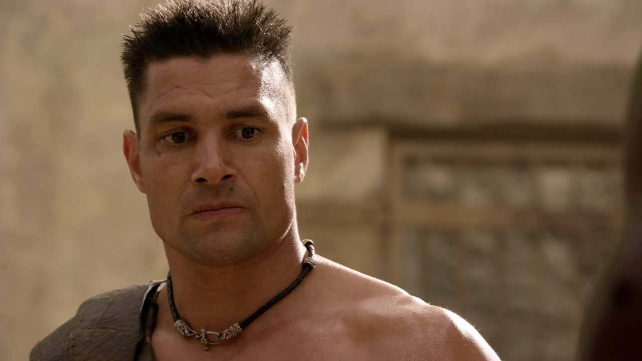 Spartacus Blood and Sand: Whore and Inception