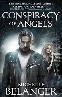 Interview with Michelle Belanger, author of Conspiracy of Angels