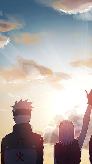 Papel De Parede Naruto Amigos