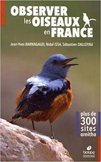 Observer les oiseaux en France - Barnagaud, Issa, Dalloyau - delachaux - plumages.fr