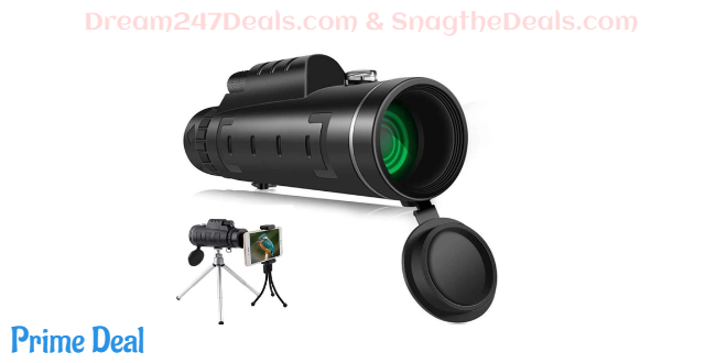 Monocular Telescope 50.03% OFF