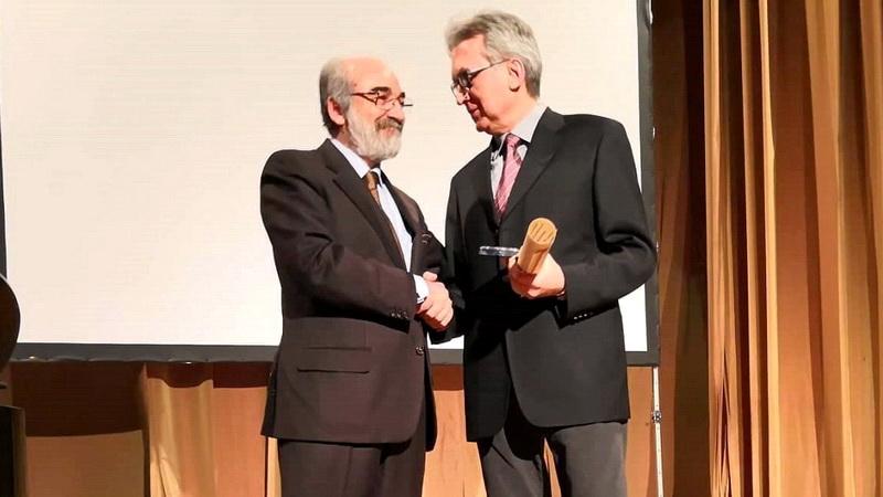 Ο Δήμος Αλεξανδρούπολης τίμησε τον Πρόεδρο του Ιστορικού Μουσείου Νίκο Πινάτζη