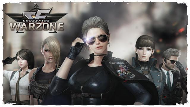 CrossFire: Warzone Releases Worldwide