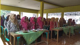 Kegiatan pembinaan kader IMP Desa Mekarsari