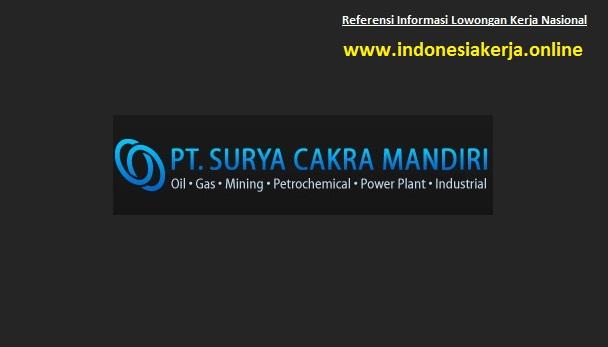 Informasi Lowongan Kerja di PT Surya Cakra Mandiri Bogor (Lulusan SMA/SMK)