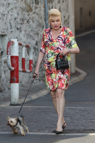 Cum arată Ivana Trump, fosta soție a lui Donald Trump?