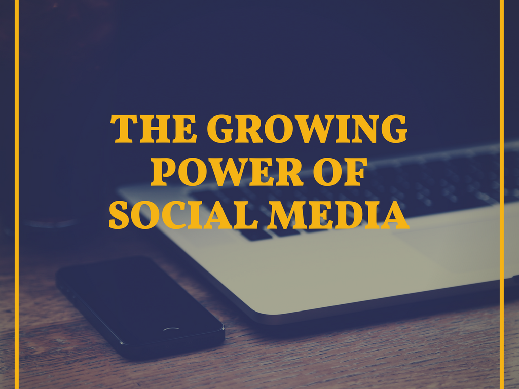 Power of Socila Media Marketing