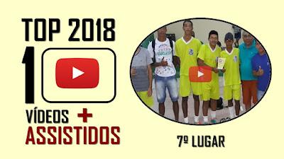 TOP 10 Vídeos mais assistidos em 2018 - 7º lugar