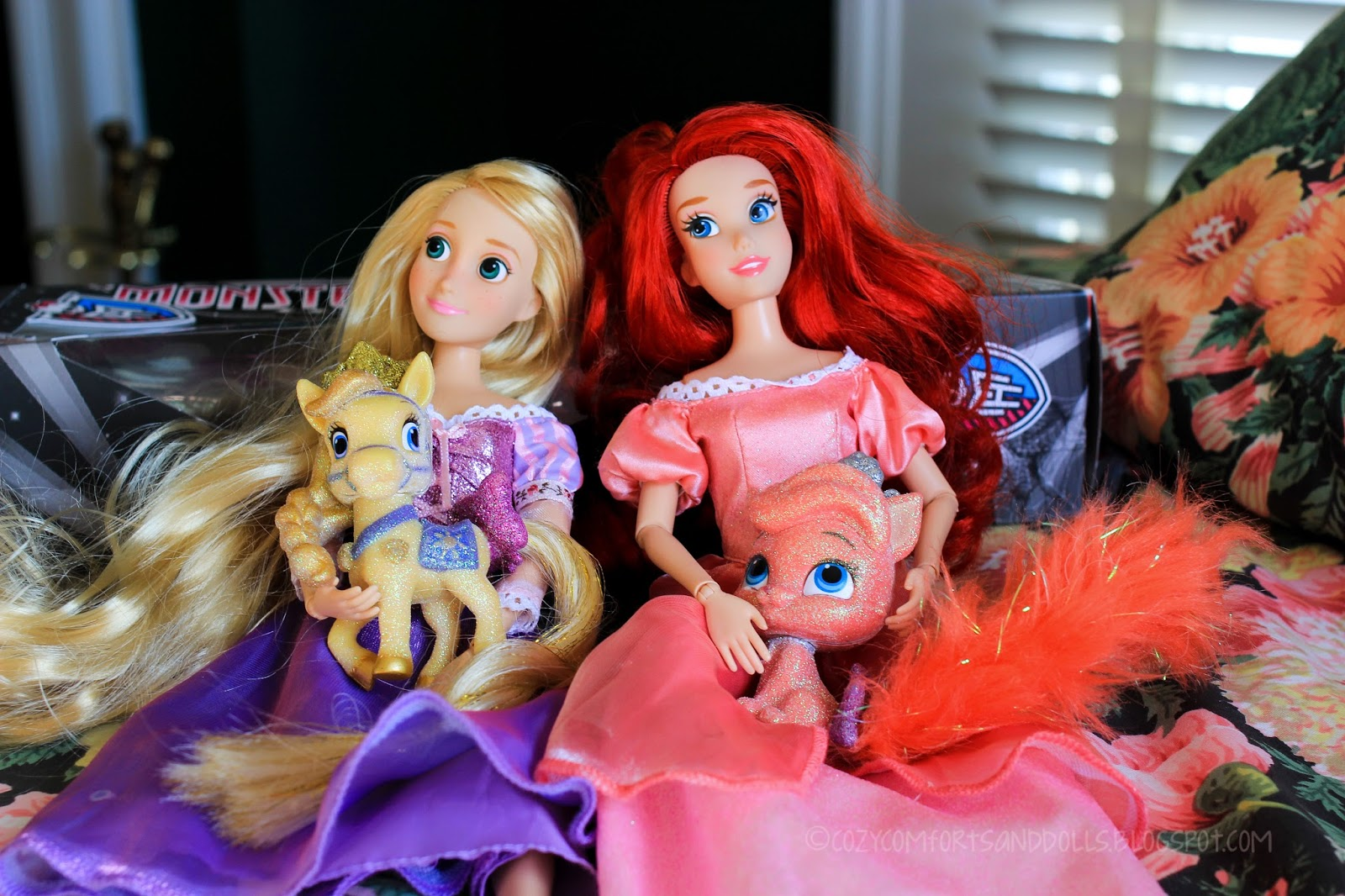 Todays Post Is About Some Older Dolls That Weve Had For A While I Just Wanted To Share The Girls Each Got These Christmas In 2014 And They