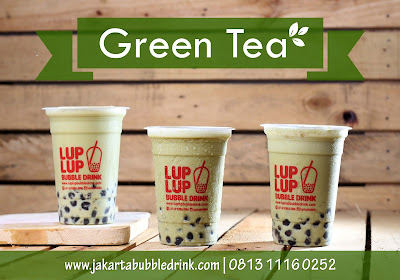 Resep Minuman Green Tea Milkshake