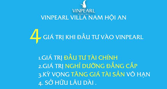 Giá trị đầu tư Vinpearl