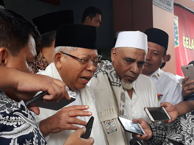 Sebut Pilpres 2019 Perang Ideologi Radikal vs Moderat, Sosiolog: KH Ma'ruf Amin Memecah Belah