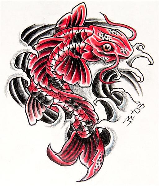 Tattoo Ideas Koi: Tatuaes De Pez Koi COMPLETISIMO