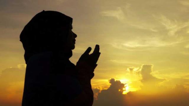Berdoa untuk Mengatasi Stres