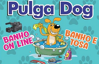 Pulga Dog Banho e Tosa