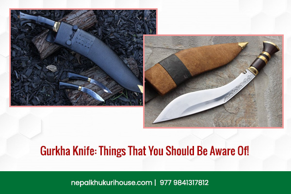 Gurkha knife