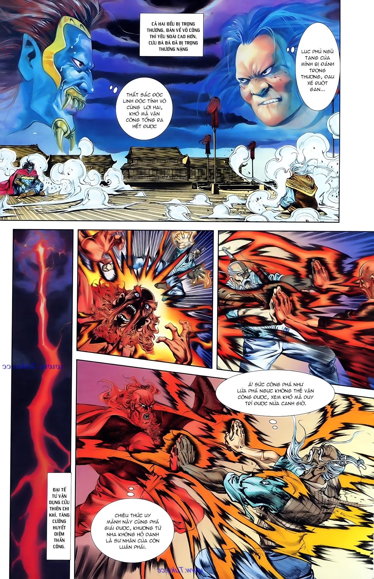 Cơ Phát Khai Chu Bản chapter 82 trang 14