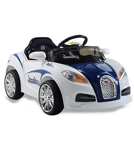 Saffire Big Kids Battery Operated Cool Car With R/C