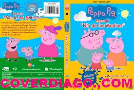 Peppa pig Dia de las madres