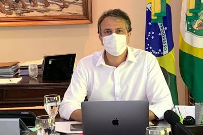 Camilo diz que volta do lockdown nem sequer foi avaliada e anuncia nova prorrogação do decreto sem alterações