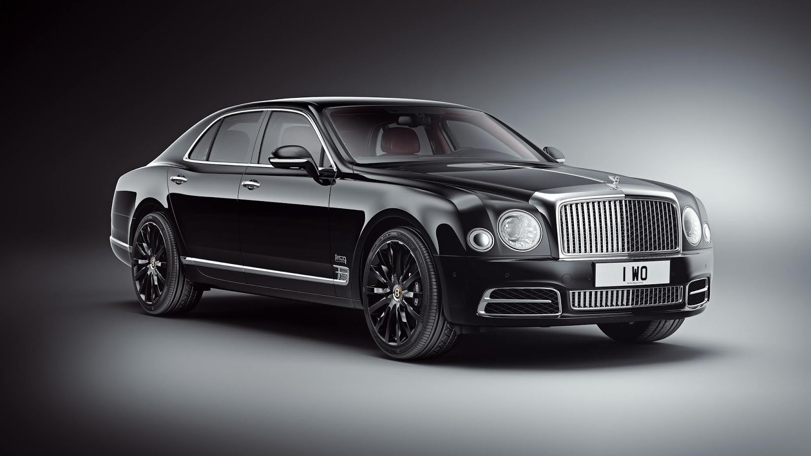 Bentley Is Demonstrating The Beauty Of Bespoke With A New Very Special Limited Edition Mulsanne W O By Mulliner Pays Homage