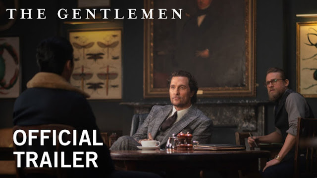 Hot New Movie Trailers 'The Gentlemen: The Lords of the Mafia'