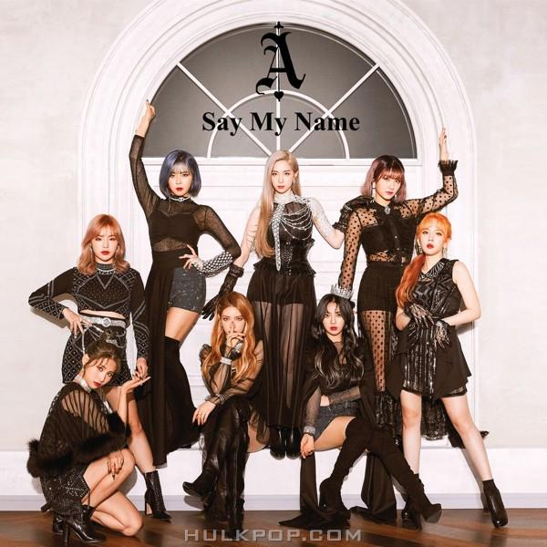 ANS – Say My Name – Single (FLAC)