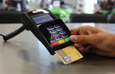 Luottokortin kulut