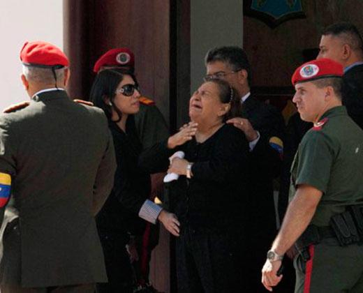 La carta de un exescolta de Chávez a Elena Frías