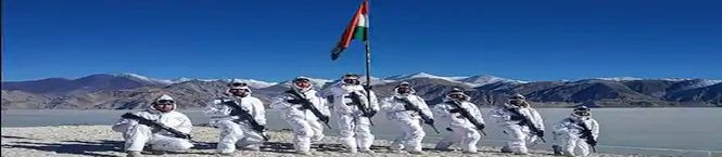 Chinese Report Claims To Have Detailed Knowledge of India's Border Deployment