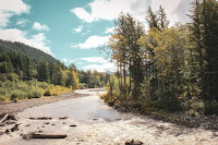 River Rainier - Photo by Daniel Bosse on Unsplash