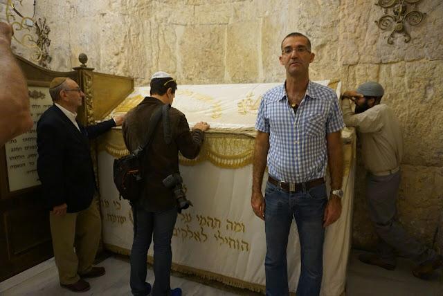 קבר דוד המלך -הר ציון