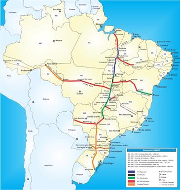 Trecho da Norte-Sul será leiloado hoje em São Paulo