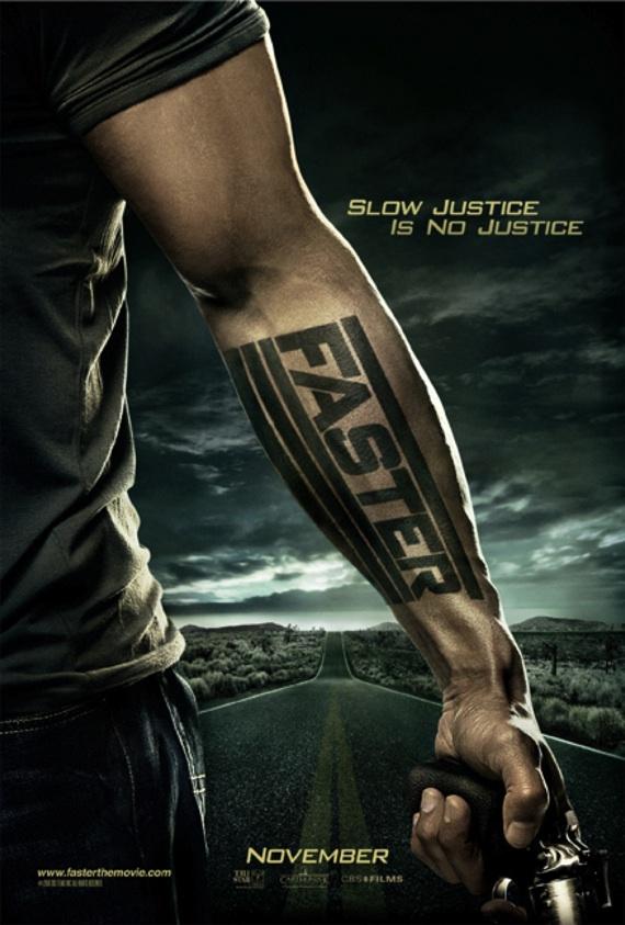 Nonton Film Faster (2010)