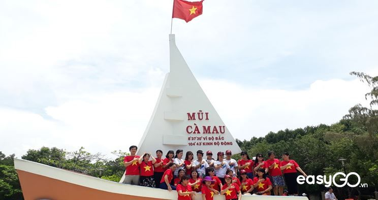 great tourist attractions in Ca Mau