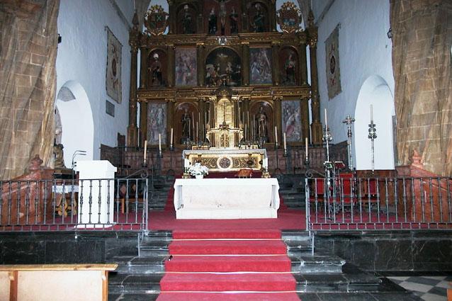 Resultado de imagen para Los templos o capillas parroquiales