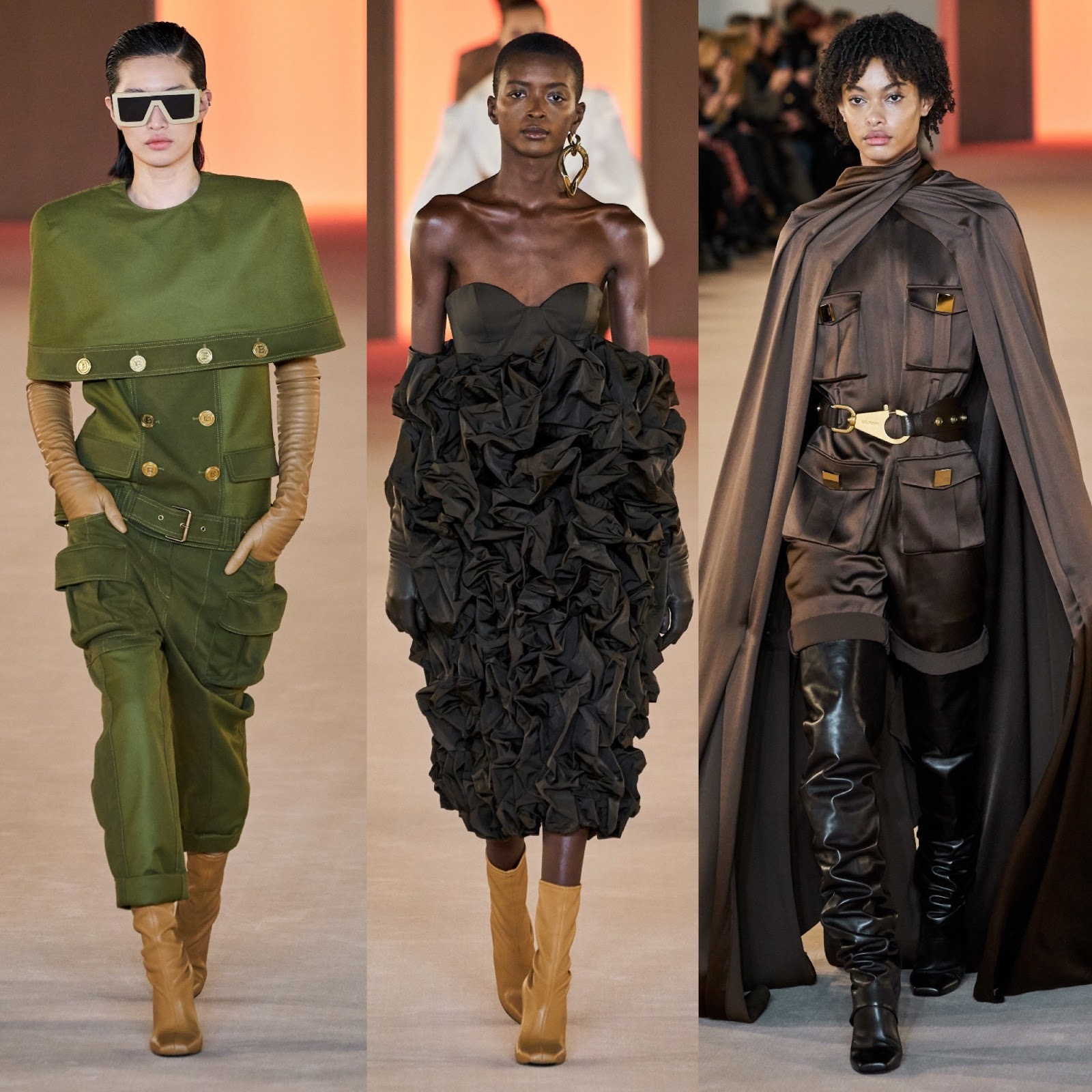 Balmain Fall 2020 Ready-to-Wear Collection PFW