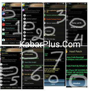 Proses Patching Sing! by Smule VIP Unlimited