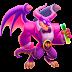 Dragón Catedrático | Professor Dragon