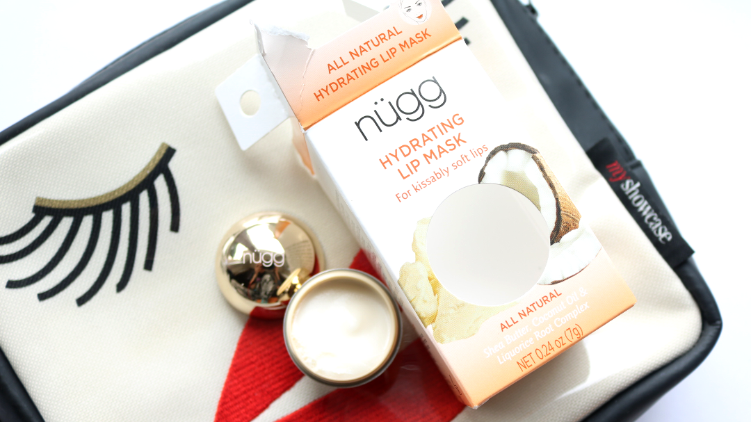 nügg Hydrating Lip Mask review
