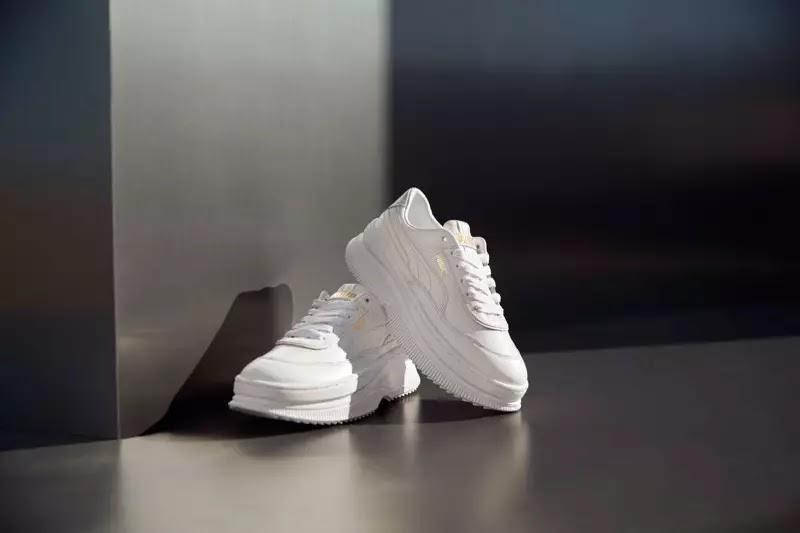 PUMA's Deva White sneaker