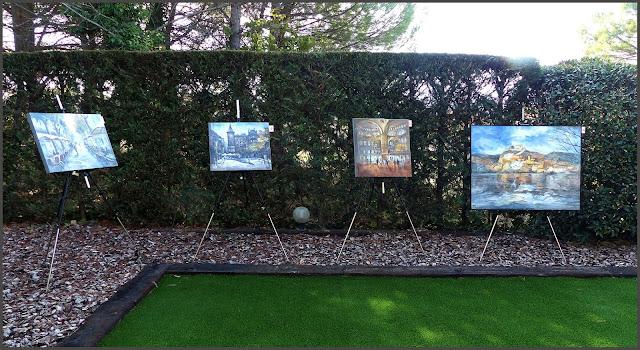 ART AL JARDI-EXPOSICIONS-PINTURA-CATALUNYA-QUADRES-FOTOS-ARTISTA-PINTOR-ERNEST DESCALS-