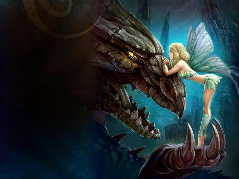 Hada-Dragón