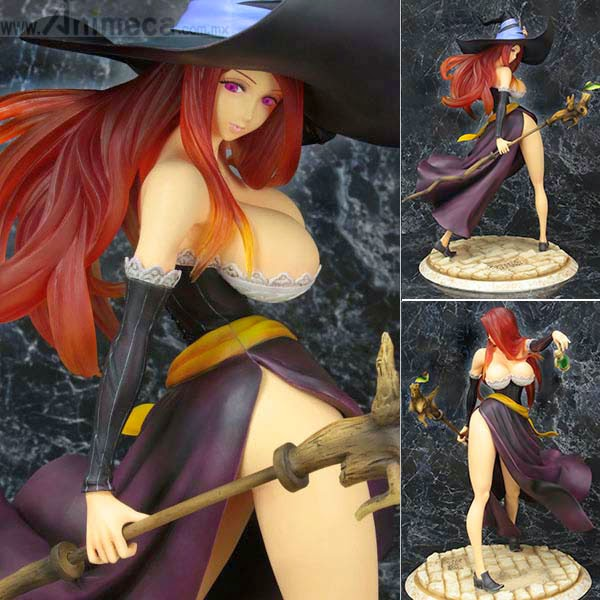 SORCERESS 1/4.5 FIGURE Dragon's Crown A+