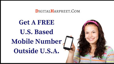 How to get free US Number and use it in Ghana without any payment