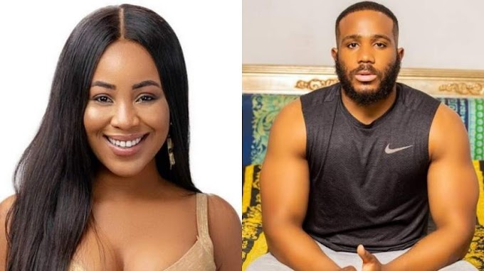 BBNaija; Kiddwaya And Erica Having Sex in BigBrother House(video),Nigerians Reacts