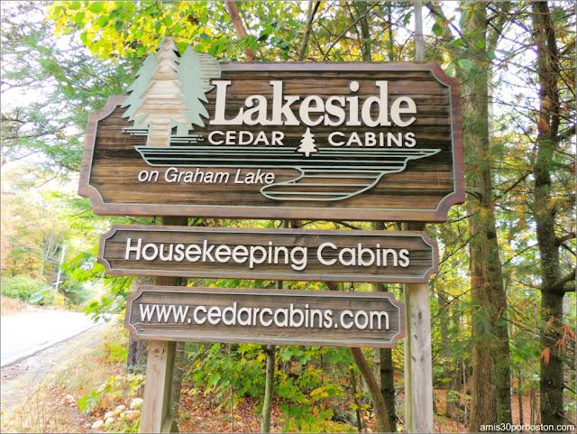 Cabañas Rurales Turísticas cerca de Acadia en Maine