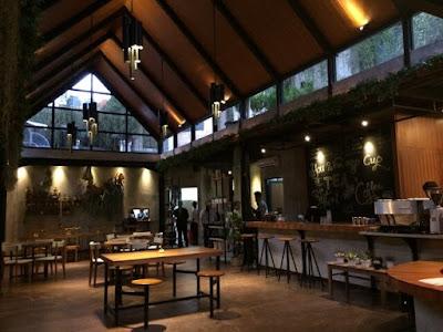 Go Green Ala Cups Cafe Bandung